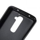 """""""Jelly Case"""" juodas LG G2 dėklas"""