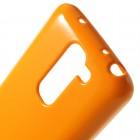 """""""Mercury"""" geltonas LG G2 mini D620 dėklas (dėkliukas)"""
