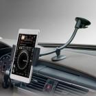 """""""Power Mount"""" du viename automobilinis laikiklis (5"""" colių telefonams ir 7"""" colių planšetėms)"""
