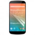 Motorola Nexus 6 apsauginė skaidri ekrano plėvelė