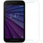 Motorola Moto G 3 kartos (Gen 3) Tempered Glass sustiprintos apsaugos apsauginis ekrano stiklas 0,33 mm