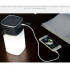 """""""Rock"""" Mulite Bluetooth Speaker belaidė nešiojama juoda garso kolonėlė (garsiakalbis)"""