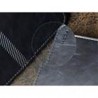 """Solidi """"Rock"""" juoda odinė universali įmautė - piniginė (XL dydis)"""