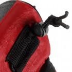 Roswheel raudonas dėklas - dviračio krepšys (XL)