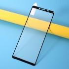 """Sony Xperia 10 II """"Rurihai"""" 9H Tempered Glass sustiprintos apsaugos juodas pilnai dengiantis apsauginis ekrano stiklas"""