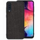 """Fashion"" Samsung Galaxy A50 (A505F) rudas kieto siliko dėklas"