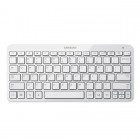 """""""Samsung"""" Bluetooth universali belaidė balta klaviatūra"""