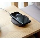 Originalus Samsung Fast Wireless Charging juodas belaidis įkroviklis (EP-PG950), Qi standartas