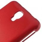 Mercury raudonas Samsung Galaxy Note 3 Neo TPU kieto silikono dėklas (nugarėlė)