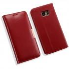 """""""Kalaideng"""" Royale atverčiamas raudonas odinis Samsung Galaxy Note 7 (N930) dėklas"""
