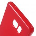 Samsung Galaxy Note 7 (N930) kieto silikono TPU raudonas dėklas - nugarėlė