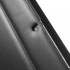Samsung Galaxy Note Pro 12.2 P905 atverčiamas juodas odinis dėklas