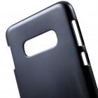 Samsung Galaxy S10e (G970) Mercury juodas kieto silikono tpu dėklas - nugarėlė