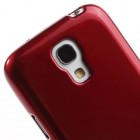 Mercury raudonas Samsung Galaxy S4 mini TPU kieto silikono dėklas (nugarėlė)