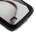 Samsung Galaxy S4 Mini retro plastikinis dėklas - lūpos