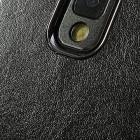 """""""Crazy Horse"""" odinis juodas Samsung Galaxy Note 3 N9005 dėklas (dėkliukas, nugarėlė)"""