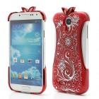 """Stilingas """"Cheongsam Design"""" raudonas Samsung Galaxy S4 i9505 dėklas (nugarėlė, dėkliukas)"""
