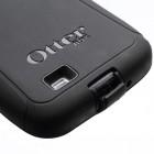 """""""OtterBox"""" Defender juodas Samsung Galaxy S4 dėklas"""
