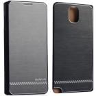 """Prabangus """"Baseus Business"""" juodas Samsung Galaxy Note 3 N9005, N9002, N9000 dėklas (dėkliukas)."""
