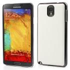"""""""Crazy Horse"""" odinis baltas Samsung Galaxy Note 3 N9005 dėklas (dėkliukas, nugarėlė)"""