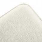 Odinis baltas Samsung Galaxy Note 8.0 dėklas - vokas