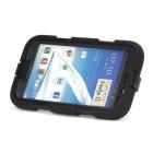 """Samsung Galaxy Note 2 N7100 """"Griffin"""" Survivor juodas dėklas (dėkliukas, nugarėlė)"""