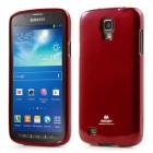 """""""Mercury"""" raudonas Samsung Galaxy S4 Active dėklas"""