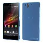 Ploniausias pasaulyje Sony Xperia Z mėlynas dėklas