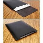 SOYAN universali juoda odinė kompiuterinės planšetės įmautė