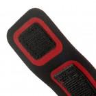 """""""Bubble"""" dėklas sportui (raištis ant rankos) - raudonas, universalus (L dydis)"""