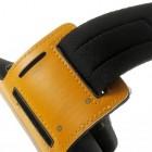 Dėklas sportui (raištis ant rankos) - geltonas, universalus (L+ dydis)