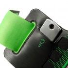 """""""Bubble"""" dėklas sportui (raištis ant rankos) - žalias, universalus (L dydis)"""