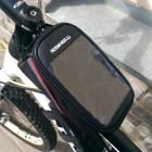 Roswheel juodas dėklas - dviračio krepšys (XL)