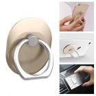 Ring telefono laikiklis - žiedas (prie nugarėlės) - auksinis