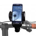 Universalus telefono laikiklis prie dviračio