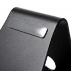Mini Mount universalus juodas planšetės / telefono laikiklis, stovas