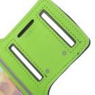 Dėklas sportui (raištis ant rankos) - žalias, universalus (L+ dydis)