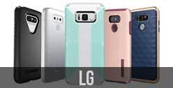 LG priedai, dalys ir aksesuarai