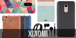 Xiaomi priedai, dalys ir aksesuarai