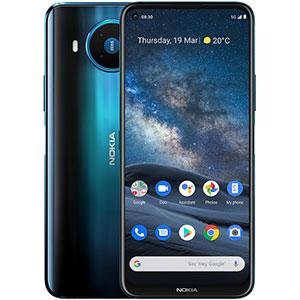 Nokia 8.3 dėklai