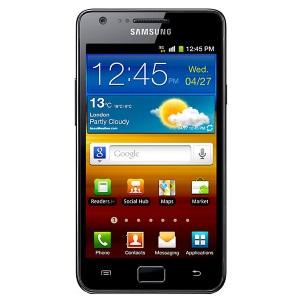 Samsung Galaxy S2 dėklai