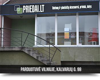 Parduotuvė Vilniuje