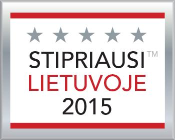 Priedai.lt stipriausi Lietuvoje 2015 m.